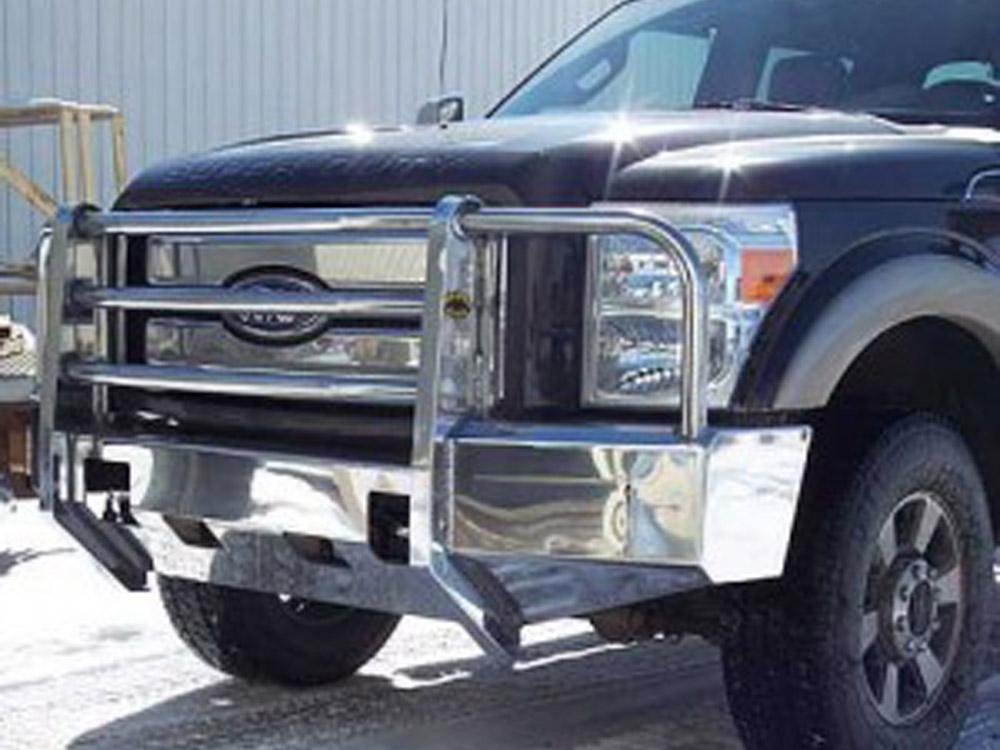 truck defender bumpers