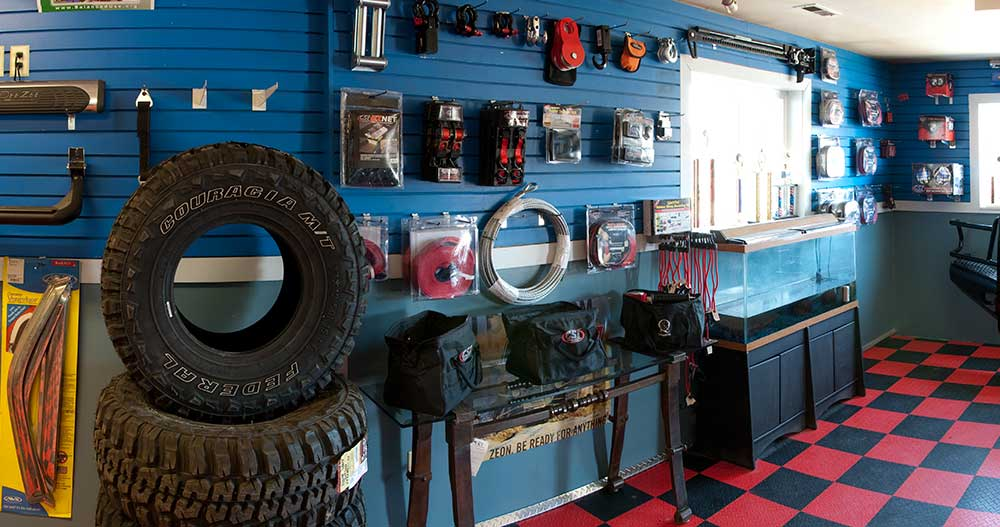 Mike's Off Road Bozeman Parts