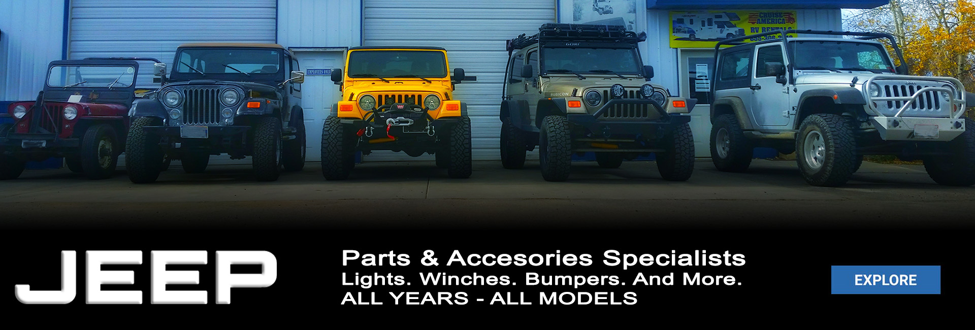 Jeep Accessories Near Me Bozeman Montana Mikes Off Road