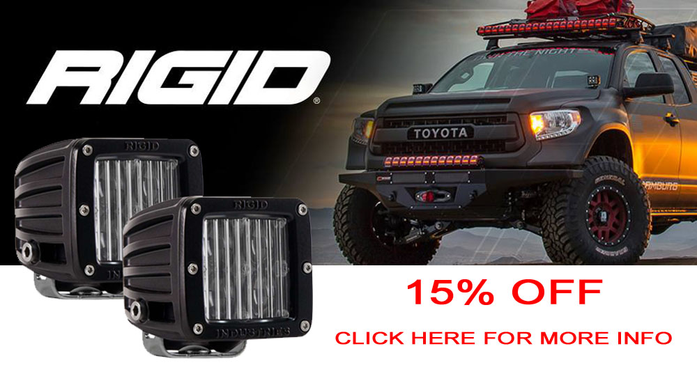 2018 Rigid Lights Promo